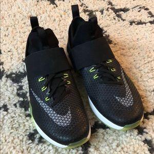 Black Nike Zoom Sneakers